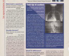 Ortopedia: lo specialista risponde